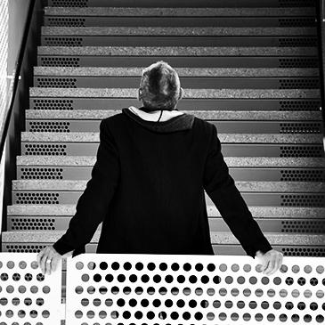 Thom Mayne - photo by Bob Borson