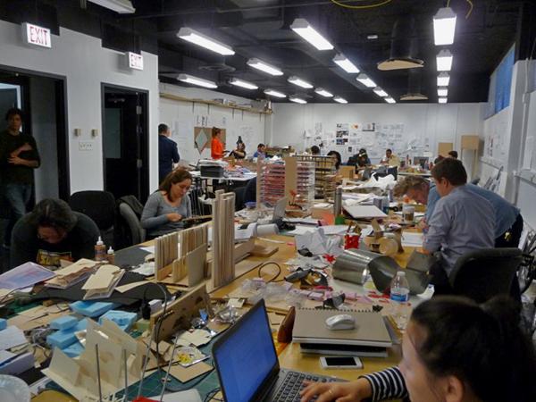 Illinois Institute of Technology:3rd Year studio