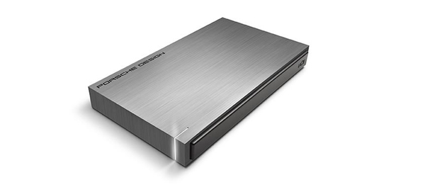 Porsche 1TB External Hard Drive - What to Get an Architect for Christmas