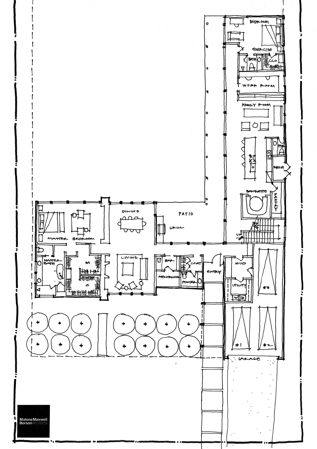 Bob Borson - Schematic Design Ground Floor Plan final