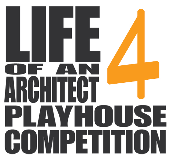 Life of an Architect Playhouse Competition Logo 2015