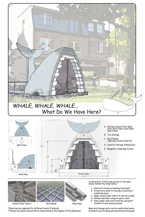T. J. Sebastian Whale Whale Whale Playhouse