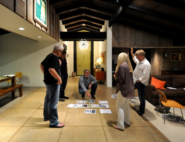Life of an Architect 2015 Finals - selecting the winners