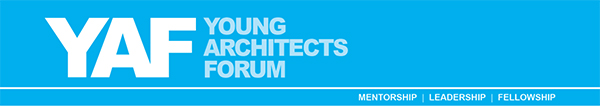 Young Architects Forum - website
