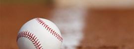 baseball in the dirt