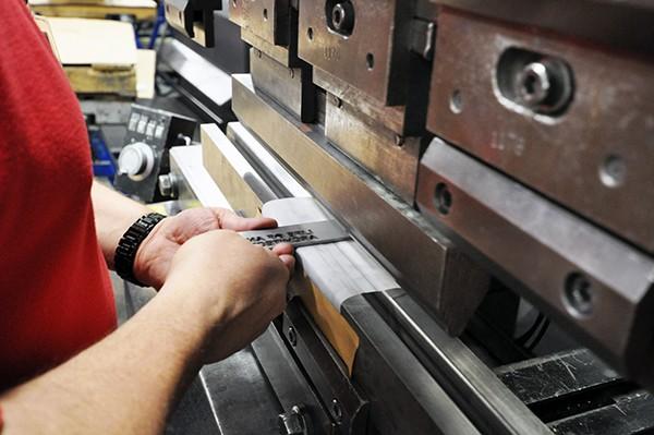 Humanetics brake machine - brake tape