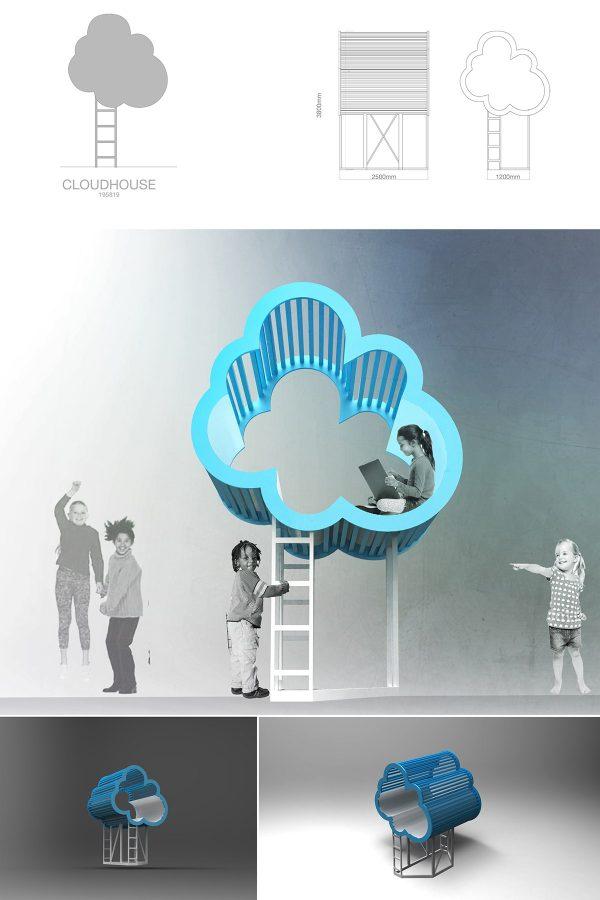 Valeria Pestereva - Cloud House