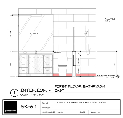 tile floor diagram wiring diagram online Diagram Showing 12X12 Floor Tile avoid the madness laying out tile life of an architect tile layout diagrams tile floor diagram