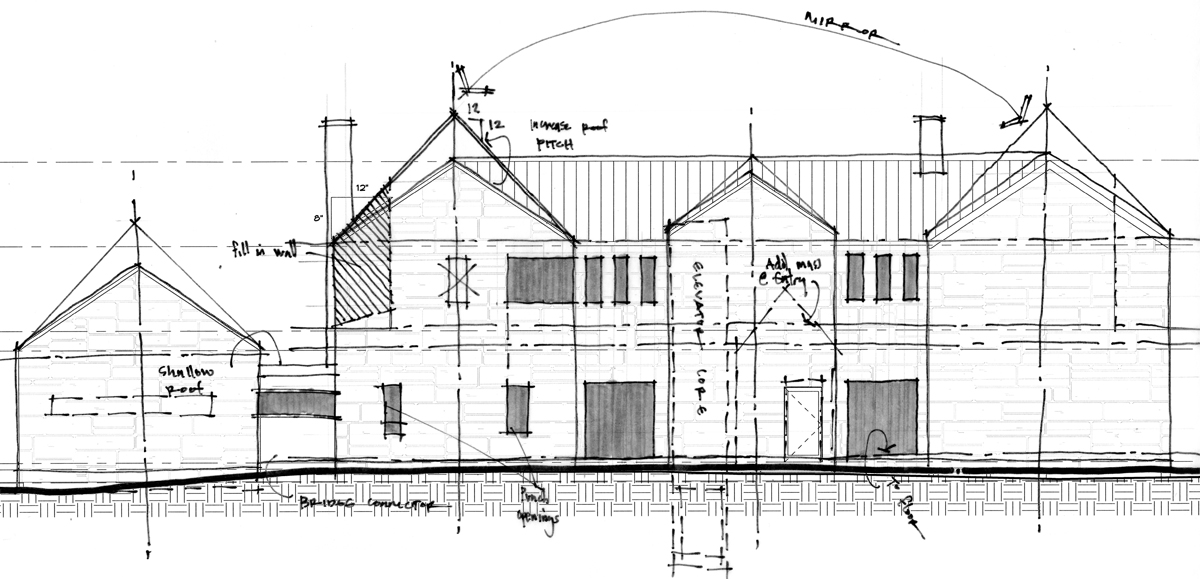 Designing Elevations Life Of An Architect