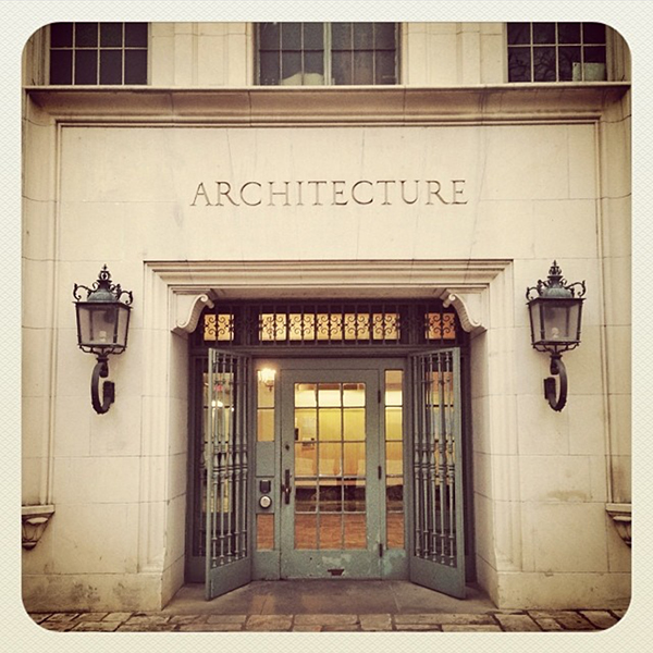 University of Texas Architecture School