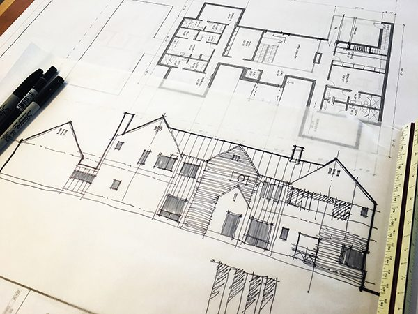 Designing Elevations | Life of an Architect