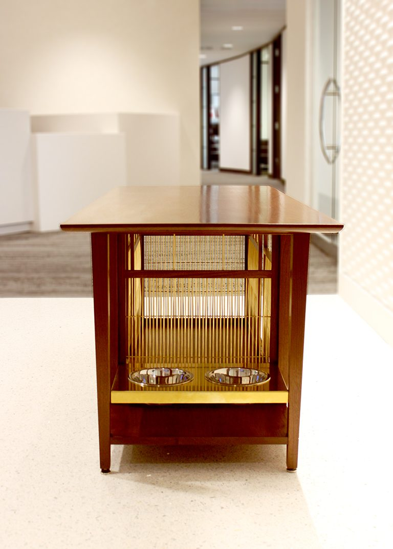 Barker Table Feeding Bowls by Malone Maxwell Borson Architects (copyright)