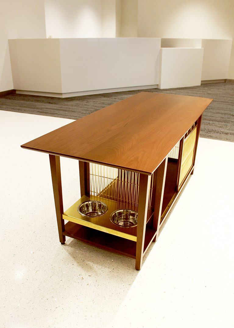 Barker Table Feeding Bowls by Malone Maxwell Borson Architects (copyright)