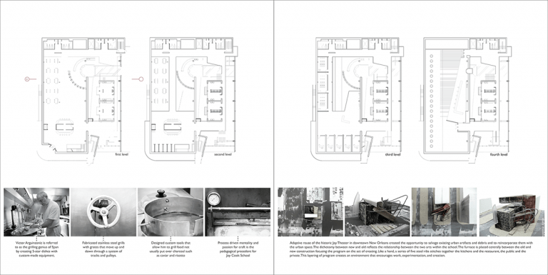 ARCHITECTURE STUDENT'S CORNER: Preparing an architecture ...