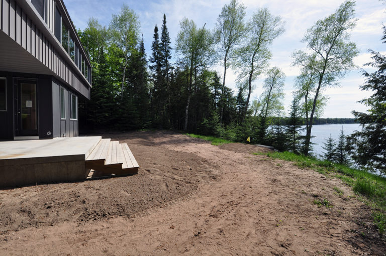Modern Cabin Lakeside