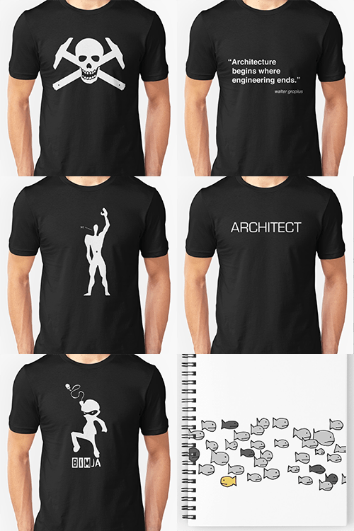 Apparel for Architects - Life of an Architect