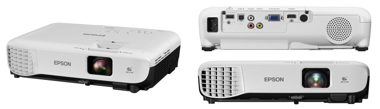 Epson VS250 SVGA Projector