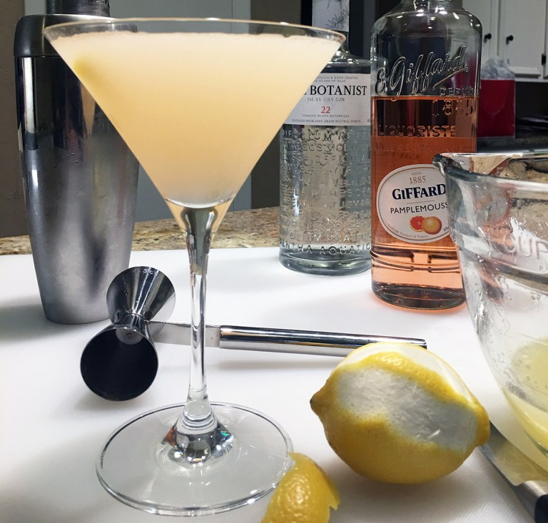 Christmas Cocktail - Gin Zing