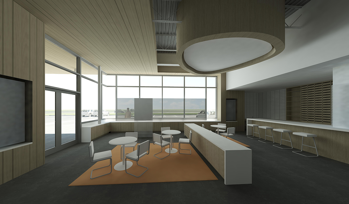 Architectural Sketches - Rendering 001