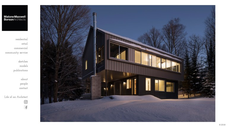 Malone Maxwell Borson Architects Home Page