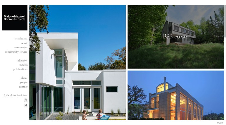 Malone Maxwell Borson Architects Residential