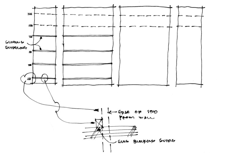 Architectural Sketches 003 - Japanese Playhouse | Life of an Architect