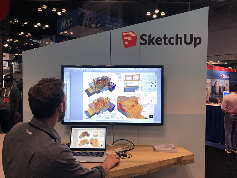 SketchUp at AIA National Convention New York