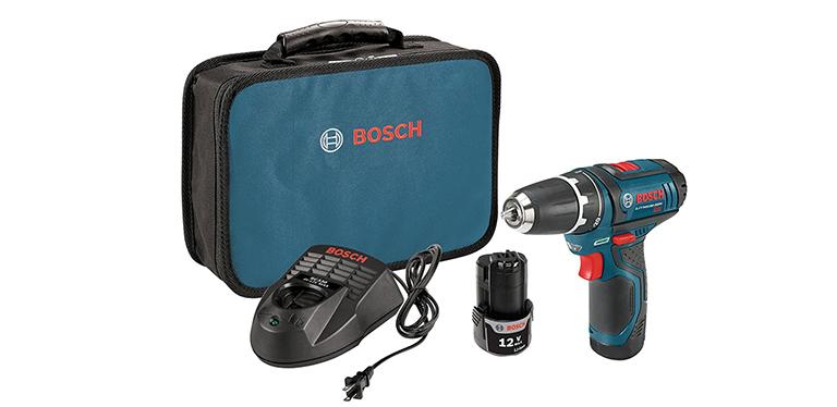 """Bosch 12v 3/8"""" 2 Speed Drill Driver"""