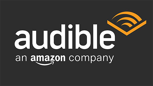 audible - audio books