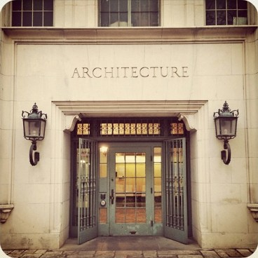 University of Texas - Architecture School