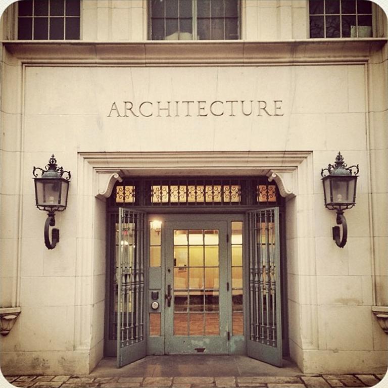 University of Texas - Architecture School