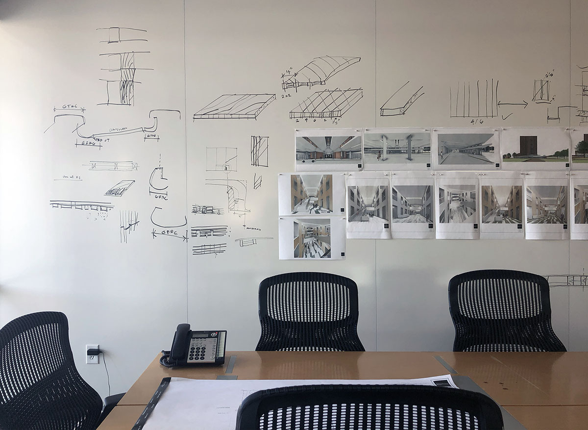 Conference Room Whiteboard