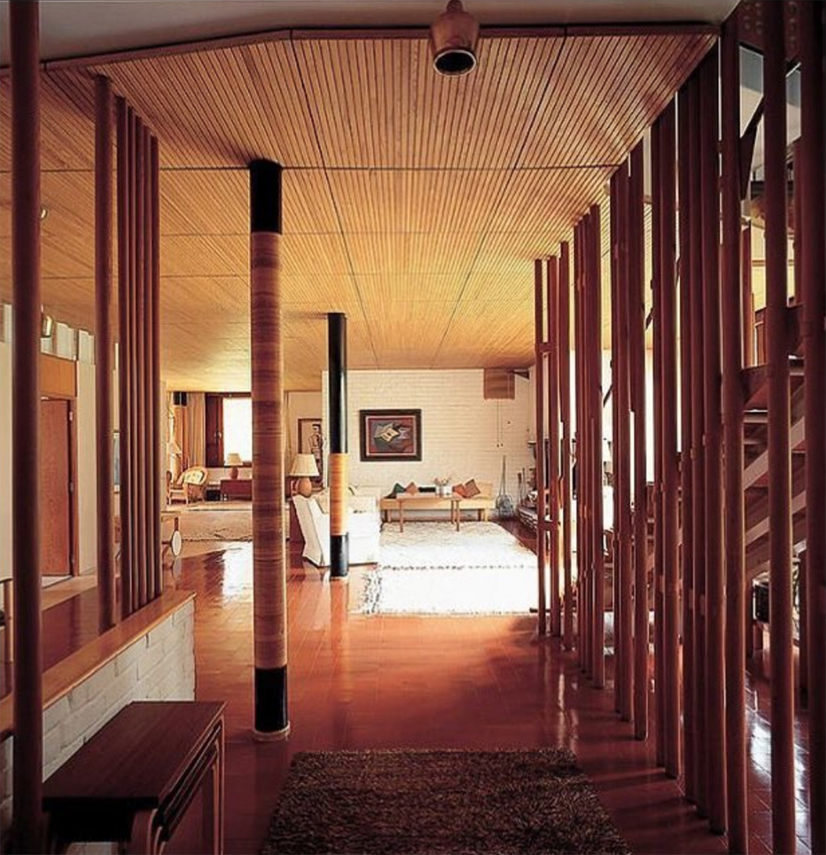 Villa Mairea by Alvar Aalto - photo from Lesfew