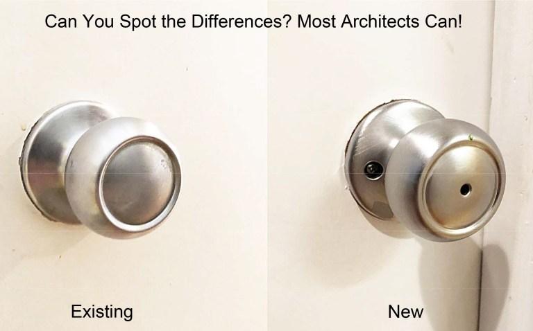 Door Hardware Differences