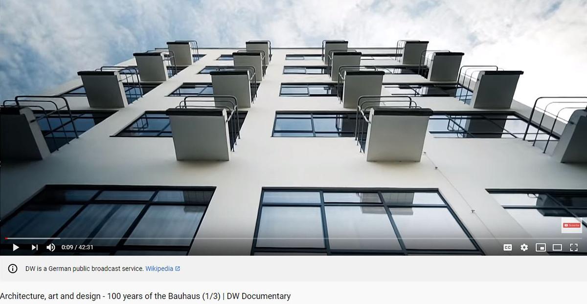 Bauhaus Documentary 100 Years