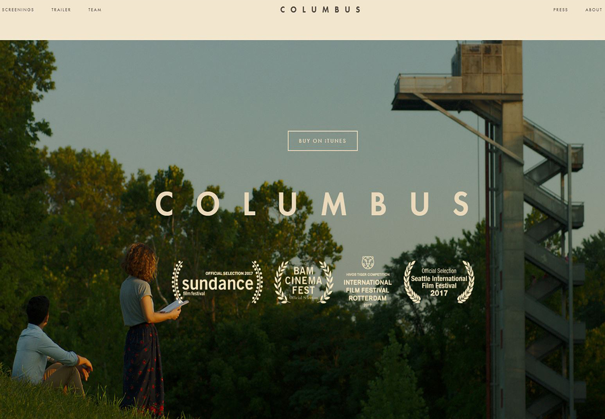 Columbus Movie