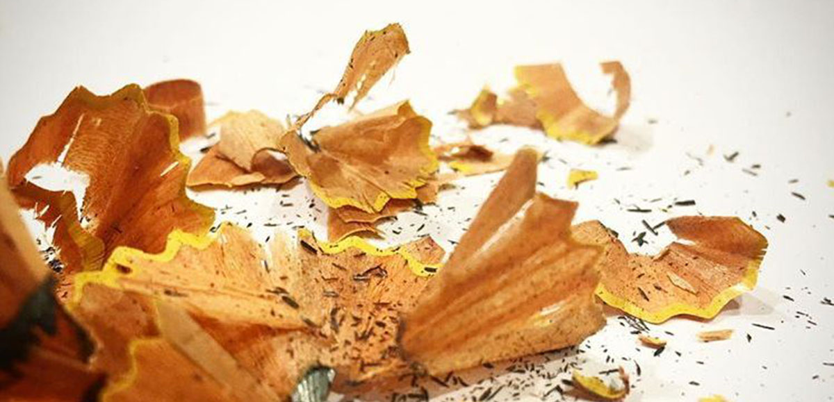 pencil shavings - Just Draw it Up