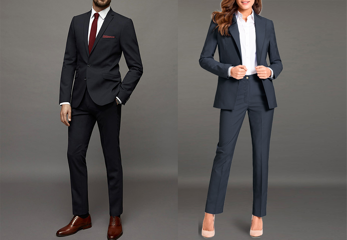 Architect Style: The Suit