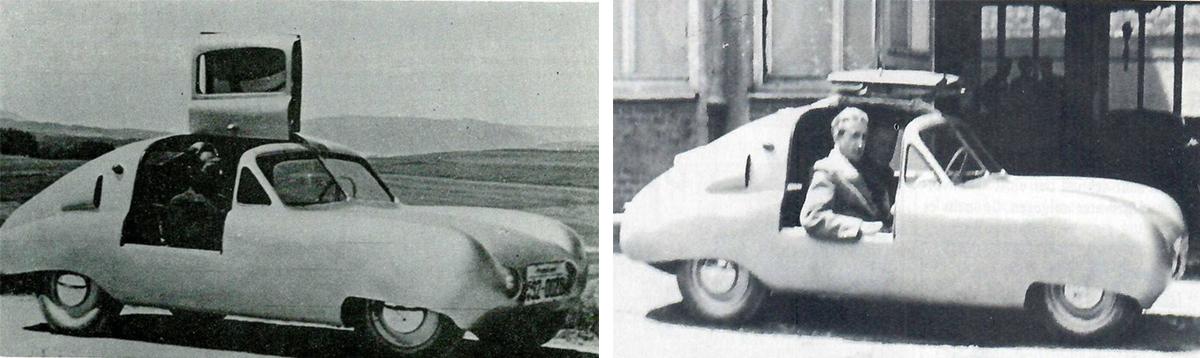 Trippel SK-10 (1949) Hanns Trippel