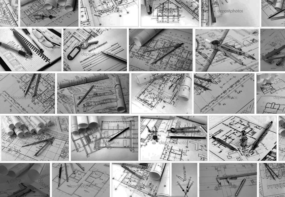 Typical B&W Architects Drawings