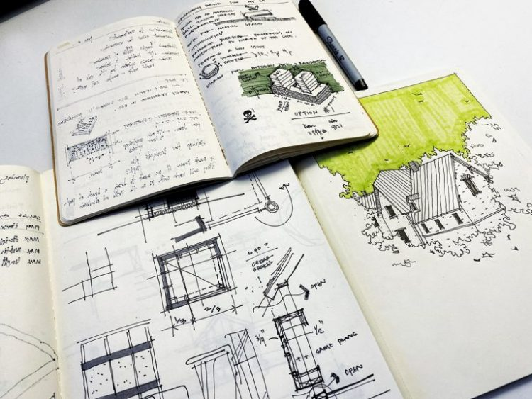 Ep 066: Architects and Sketching