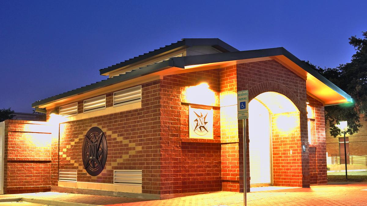 Northgate District Public Restroom