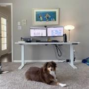 A Proper Desk for an Architect