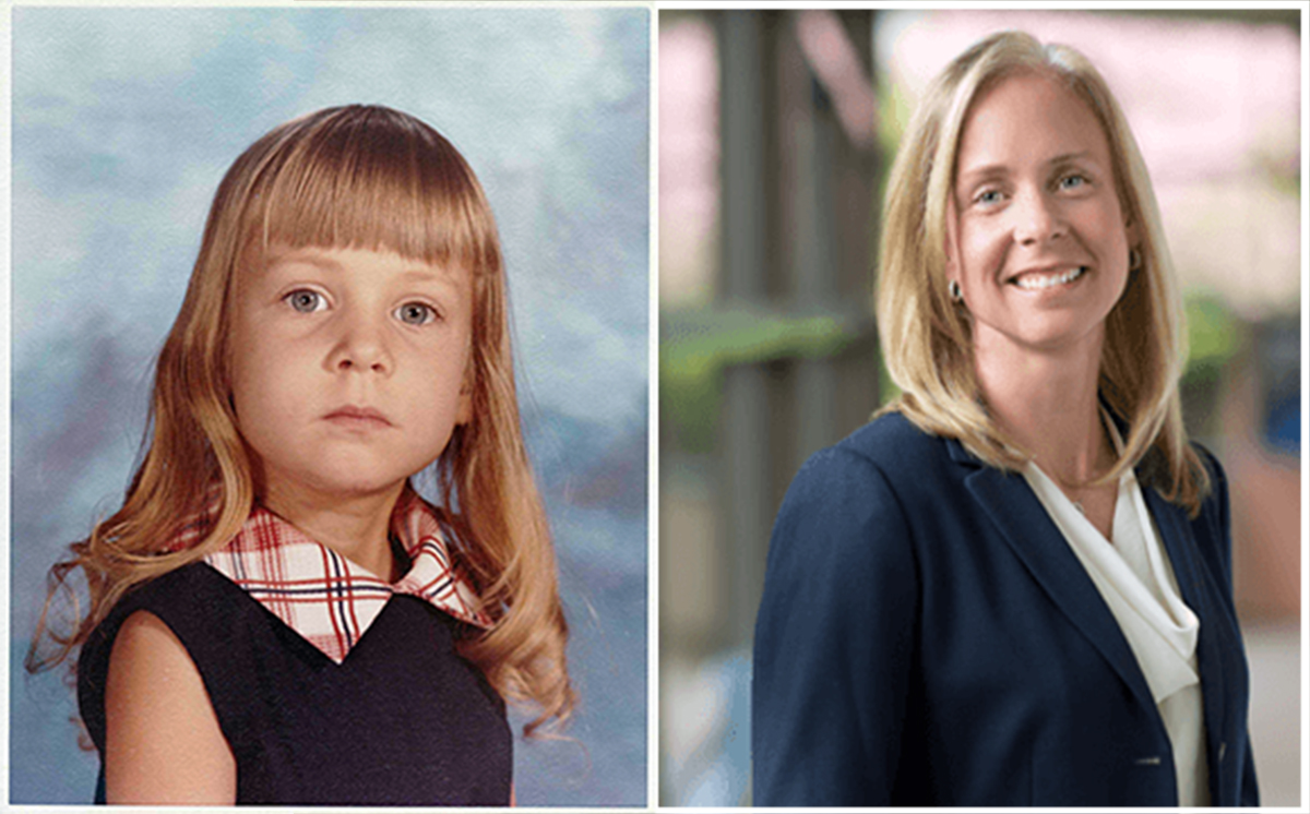 Barbara Hulit - Bob Borson's sister