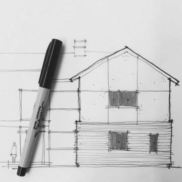 Creating a Culture of Design - sketch by Bob Borson