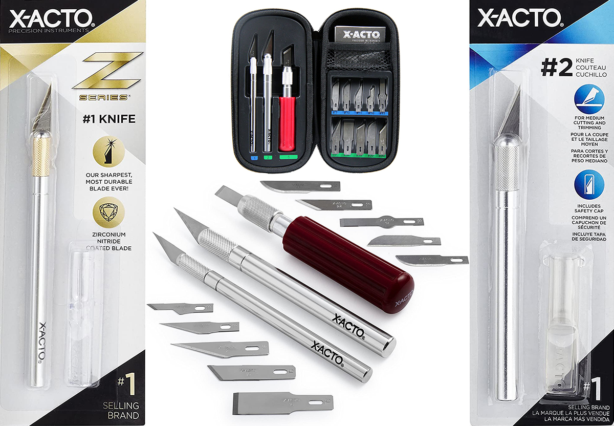 X-Acto Knife Sets
