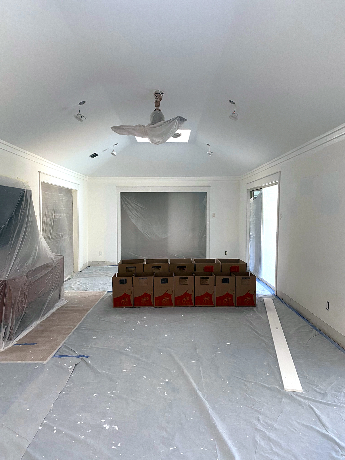 Living Room - getting close