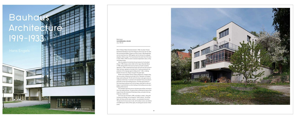 Bauhaus Architecture 1919-1933 Book