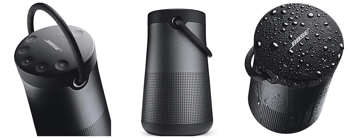 Bose SoundLink Revolve Portable Bluetooth Speaker - Gifts for Architects