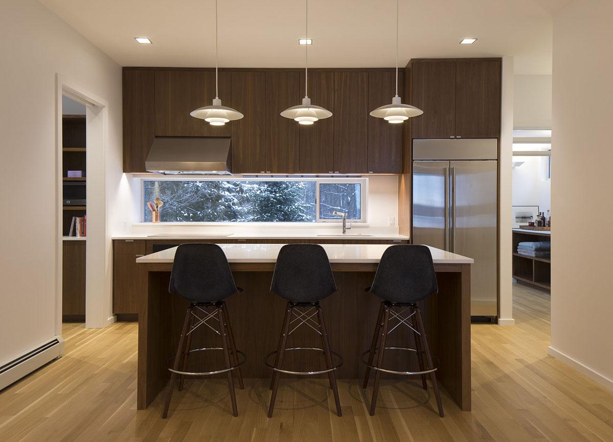 Cabin Kitchen 01 - Dallas Architect Bob Borson